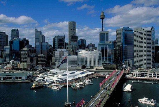 Ibis Sydney King Street Wharf: Other