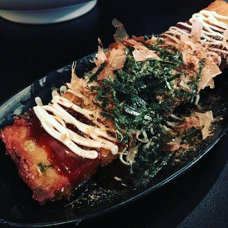 Nao Japanese Restaurant: Okonomiyaki..