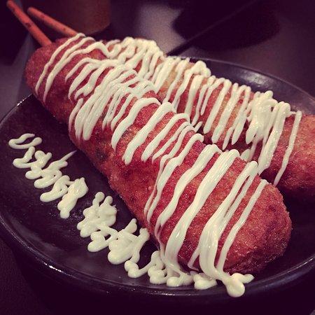 Nao Japanese Restaurant: Ika Stick..
