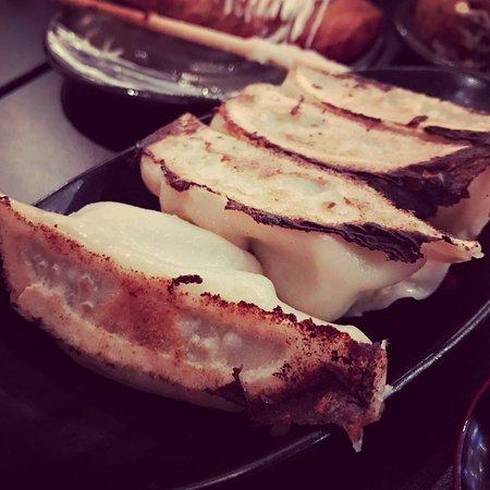 Nao Japanese Restaurant: Gyoza..