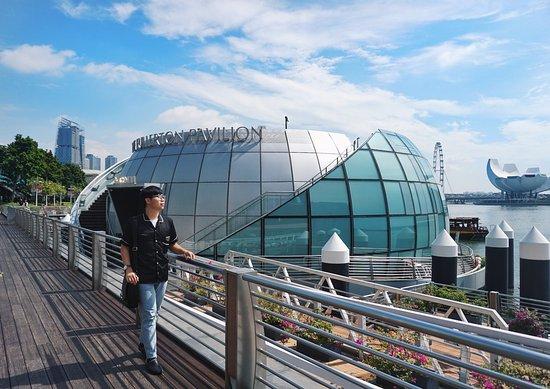 The Fullerton Pavilion, Singapore - Restaurant Reviews, Phone ...