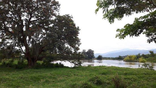 Buga, Kolumbia: Laguna el Sonso wetlands
