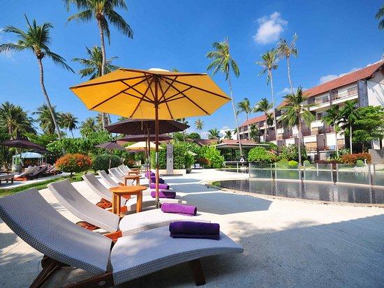 Mercure Koh Samui Beach Resort: Recreational Facilities