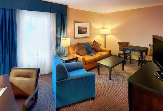 Holiday Inn Express Hotel & Suites Mt Pleasant-Charleston: Spacious suites only minutes from Historic Charleston.