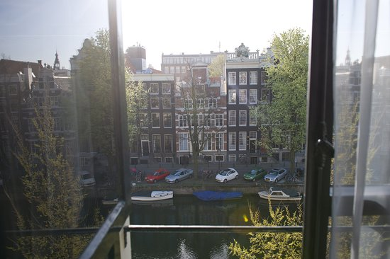 Canal House: Best Room with Canal View