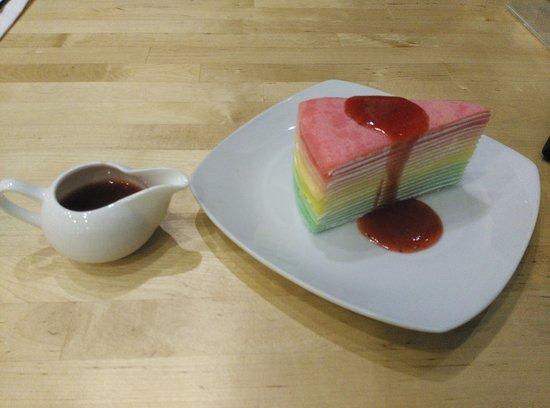 Korean Crepe Cake Recipe: Bingsu House Dessert And Cafe, Pattaya