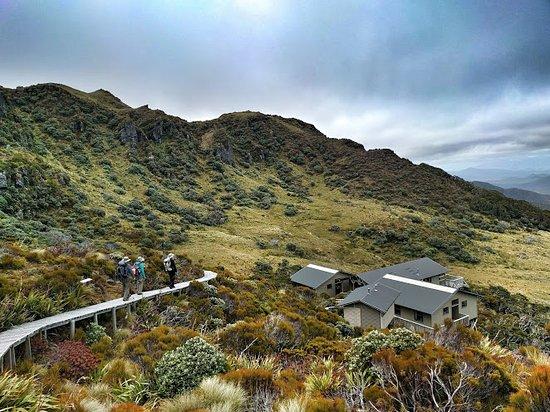 Tuatapere, Nova Zelândia: Okaka Hut, Dec., 2016