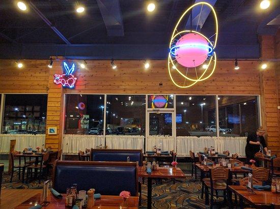 Daleville, VA: Dining Area
