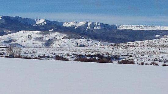 Craig, CO: local mountains