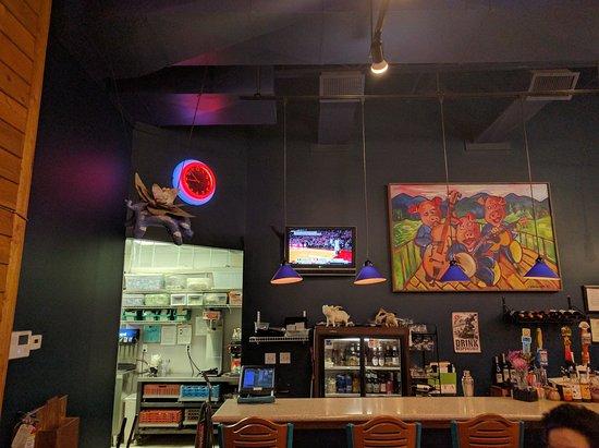 Daleville, VA: Dining Area 4