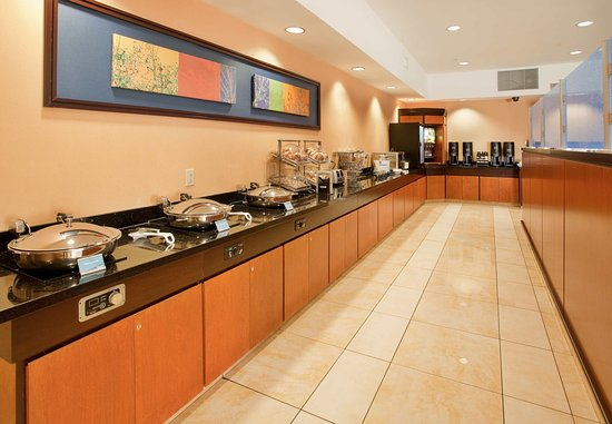 Grand Island, NE: Breakfast Area