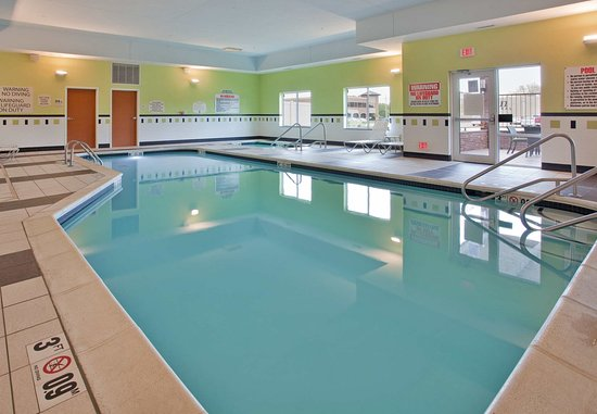 Grand Island, NE: Indoor Pool
