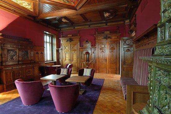 Hotel Ketschauer Hof : Lounge