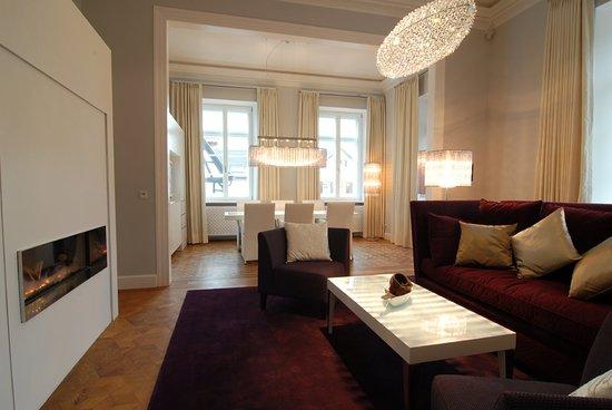 Hotel Ketschauer Hof : Von Basserman Suite