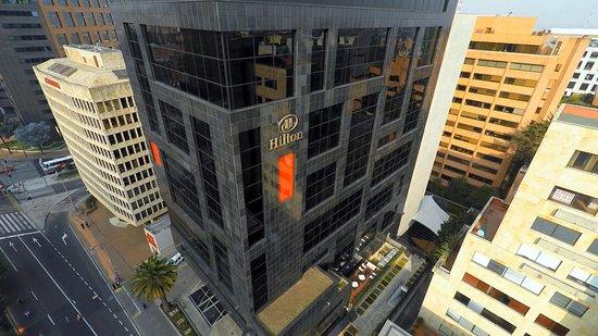 Hilton Bogota: Hotel Exterior