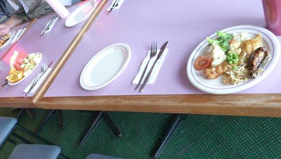 Wantirna, Australie : 食物選擇頗多樣