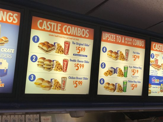 Bridgeview, IL: Menu w/ prices.
