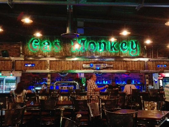Sunday Drive Review Of Gas Monkey Pub And Grill