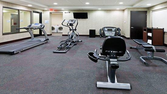 Duncan, OK: Fitness Center