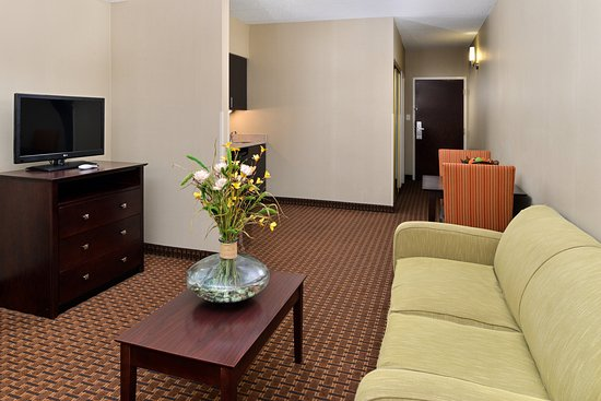 Holiday Inn Express Hotel & Suites Indianapolis W - Airport Area : Deluxe Room