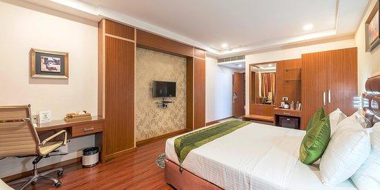 Treebo select sahar pavilion bengaluru hotel reviews