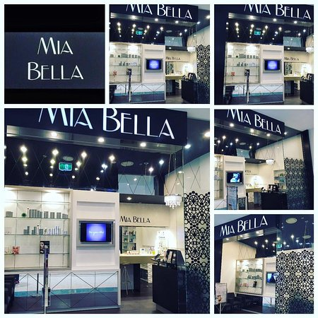 Buddina, ออสเตรเลีย: Reception area of Mia Bella Beauty