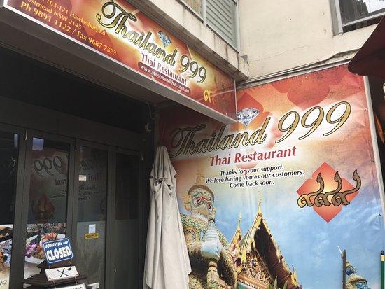 Thailand 999 Restaurant - Westmead NSW