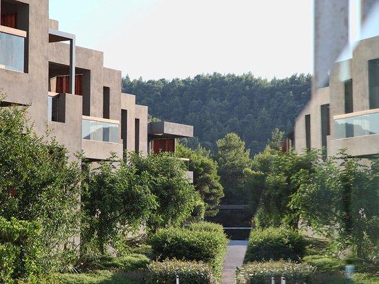 Agia Anna, Hellas: The Hotel