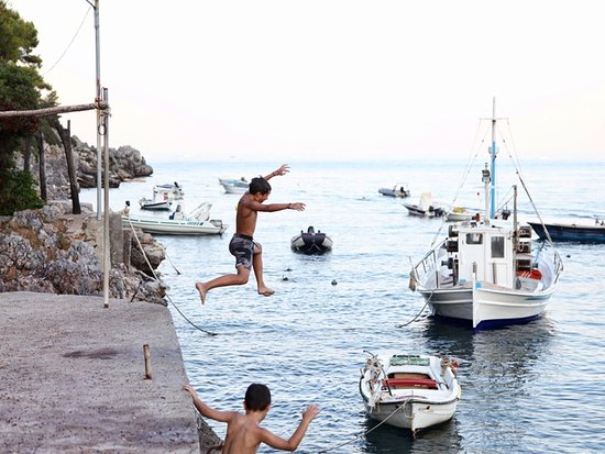 Agia Anna, Hellas: Suite