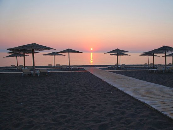 Agia Anna, Hellas: The Beach
