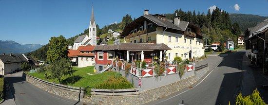 Unser Gasthof mitten in Berg im Drautal