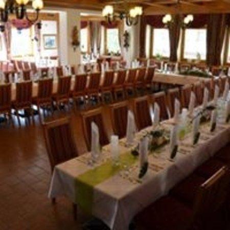Berg Im Drautal, Austria: Unser Restaurant