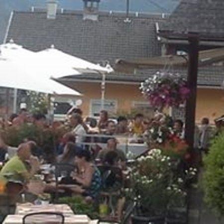 Berg Im Drautal, Austria: Terrasse
