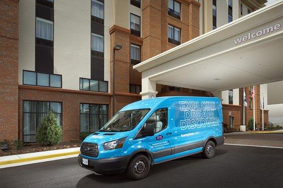 Seneca Falls, Estado de Nueva York: Hotel Shuttle