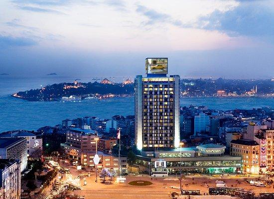 The Marmara Taksim: Exterior