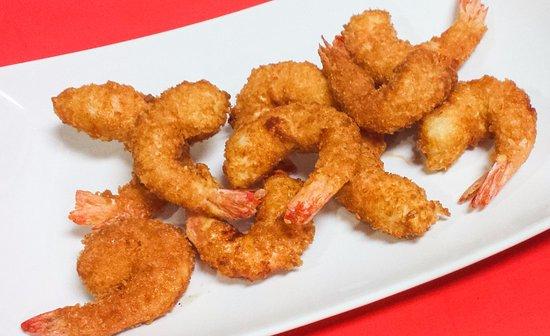 Carmichael, CA: Fried Shrimps