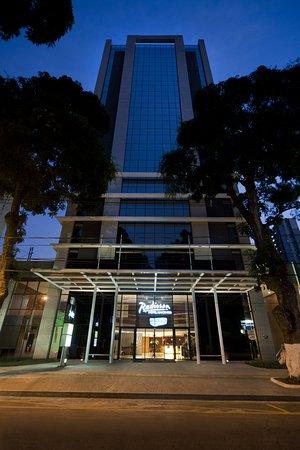 Radisson Hotel Maiorana Belem: Exterior
