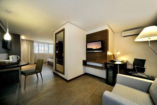 Radisson Hotel Maiorana Belem: Executive_suite