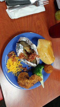 Key largo trip - Review of Golden Corral Buffet and Grill ...