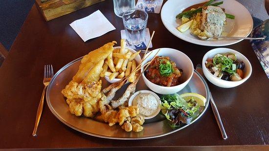 Balcatta, Australie : 'Seafood Platter'