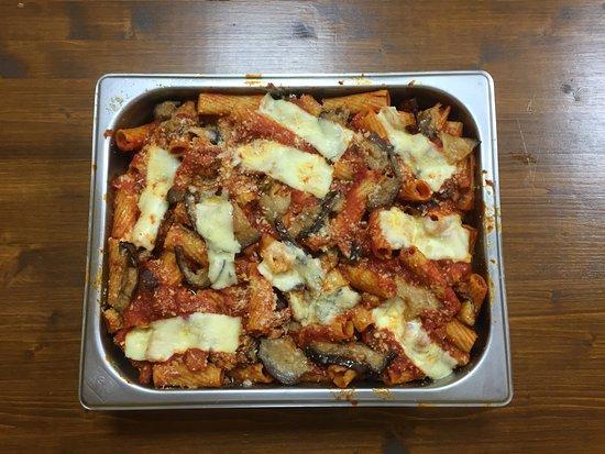 Aci Sant'Antonio, إيطاليا: Pasta al Forno