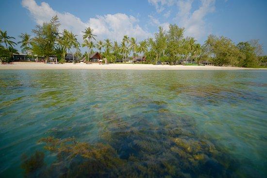 Lipa Noi, Tailandia: Welcome to Paradise