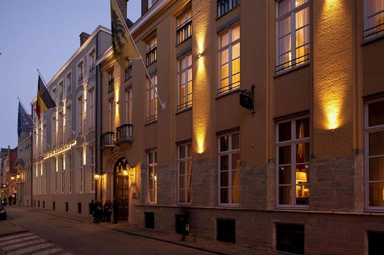 Grand Hotel Casselbergh Parking