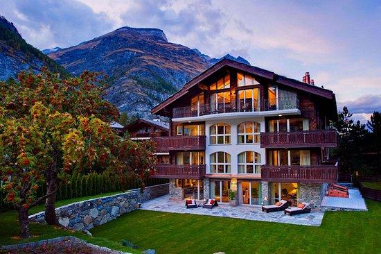 Hotel Alex Zermatt Review