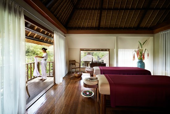 Kamandalu Ubud : Room treatment - Chaya Spa
