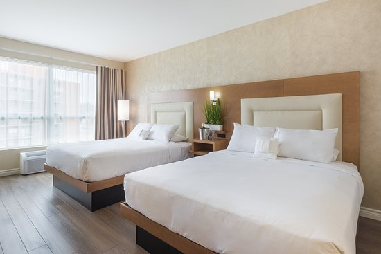 Hotel Universel Quebec: PRESTIGE PLUS 2LITS