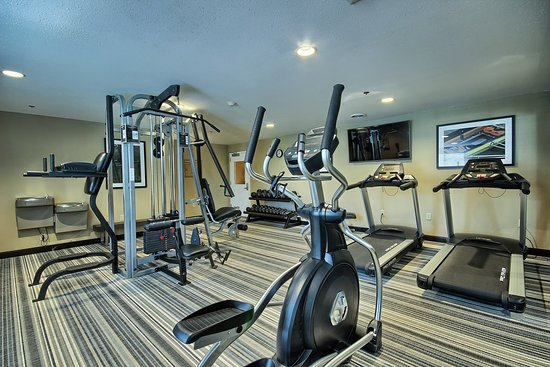 Grove City, OH: Our 440 square foot Fitness Gym