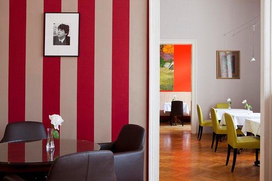 Hotel Altstadt Vienna: Breakfast Area