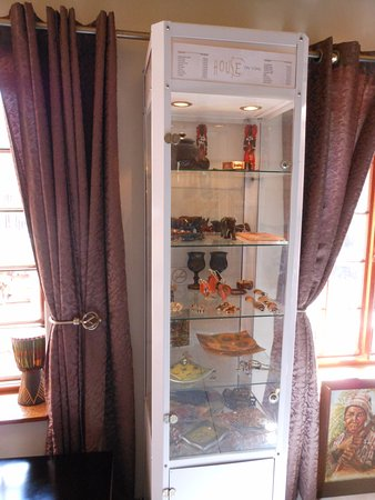 House on York: Curios Shop