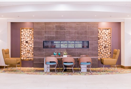 Greenville, NC: Hotel Lobby